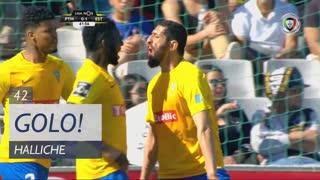 GOLO! Estoril Praia, Halliche aos 42', Portimonense 0-1 Estoril Praia