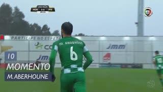 Moreirense FC, Jogada, M. Aberhoune aos 10'