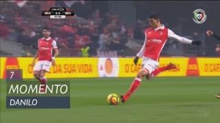SC Braga, Jogada, Danilo aos 7'