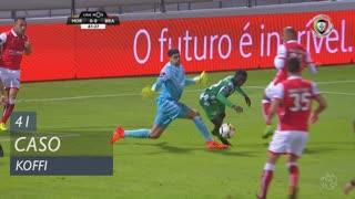 Moreirense FC, Caso, K. Kouao aos 41'