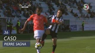 Moreirense FC, Caso, Pierre Sagna aos 36'