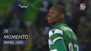 Sporting CP, Jogada, Rafael Leão aos 70'