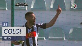 GOLO! Portimonense, Pires aos 56', Portimonense 1-3 Moreirense FC