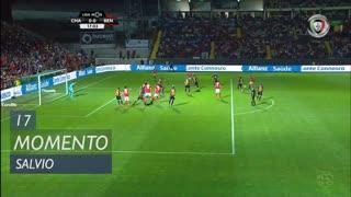 SL Benfica, Jogada, Salvio aos 17'