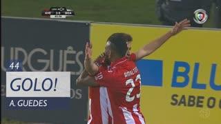 GOLO! CD Aves, Alexandre Guedes aos 44', CD Aves 2-0 Boavista FC