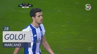 GOLO! FC Porto, Marcano aos 28', FC Porto 1-0 Sporting CP
