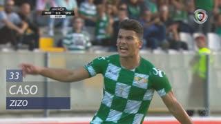 Moreirense FC, Caso, Zizo aos 33'
