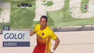 GOLO! Rio Ave FC, Guedes aos 35', Moreirense FC 1-1 Rio Ave FC