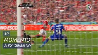 SL Benfica, Jogada, Álex Grimaldo aos 50'