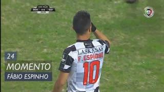 Boavista FC, Jogada, Fábio Espinho aos 24'
