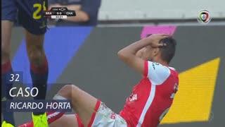 SC Braga, Caso, Ricardo Horta aos 32'