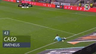 SC Braga, Caso, Matheus aos 43'