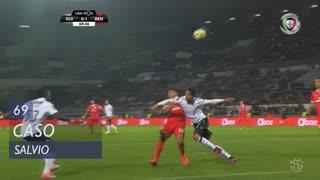 SL Benfica, Caso, Salvio aos 69'