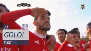 GOLO! SL Benfica, Pizzi aos 23', Moreirense FC 0-1 SL Benfica