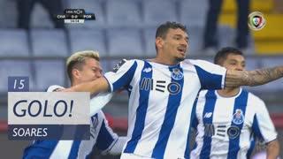 GOLO! FC Porto, Soares aos 15', GD Chaves 0-1 FC Porto
