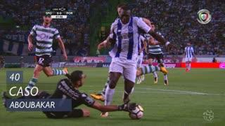 FC Porto, Caso, Aboubakar aos 40'