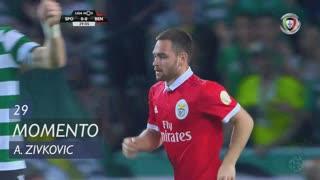 SL Benfica, Jogada, A. Zivkovic aos 29'