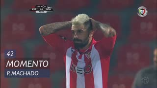 CD Aves, Jogada, Paulo Machado aos 42'