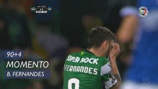 Sporting CP, Jogada, Bruno Fernandes aos 90'+4'