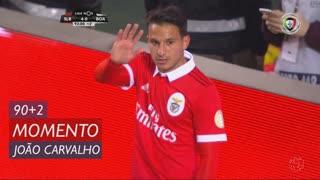 SL Benfica, Jogada, João Carvalho aos 90'+2'