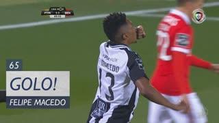 GOLO! Portimonense, Felipe Macedo aos 65', Portimonense 1-1 SL Benfica