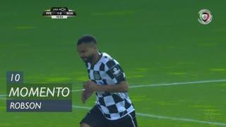 Boavista FC, Jogada, Robson aos 10'