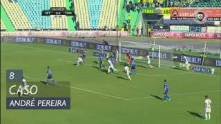 Vitória FC, Caso, André Pereira aos 8'