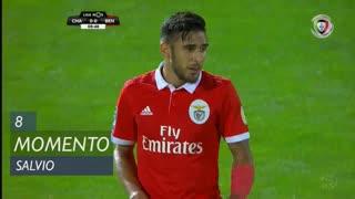 SL Benfica, Jogada, Salvio aos 8'