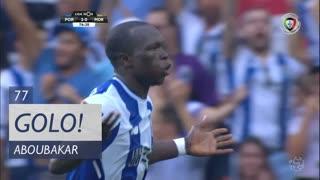 GOLO! FC Porto, Aboubakar aos 77', FC Porto 3-0 Moreirense FC
