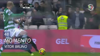 Boavista FC, Jogada, Vítor Bruno aos 48'