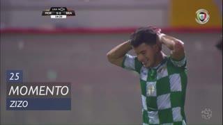 Moreirense FC, Jogada, Zizo aos 25'