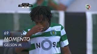 Sporting CP, Jogada, Gelson Martins aos 69'