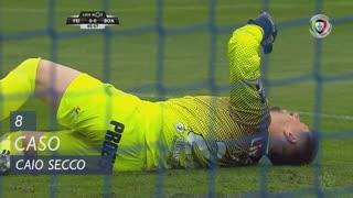 CD Feirense, Caso, Caio Secco aos 8'