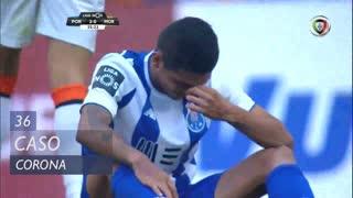 FC Porto, Caso, Corona aos 36'