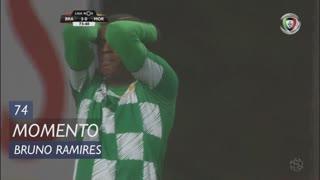 Moreirense FC, Jogada, Bruno Ramires aos 74'