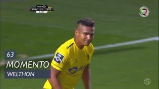 FC P.Ferreira, Jogada, Welthon aos 63'