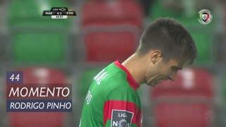 Marítimo M., Jogada, Rodrigo Pinho aos 44'