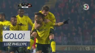 GOLO! FC P.Ferreira, Luiz Phellype aos 9', FC P.Ferreira 1-0 SL Benfica