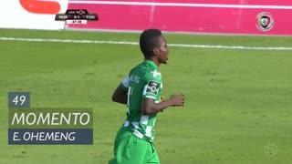 Moreirense FC, Jogada, E. Ohemeng aos 49'
