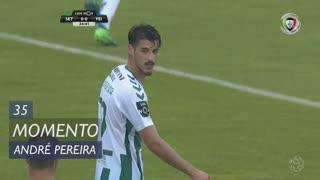 Vitória FC, Jogada, André Pereira aos 35'