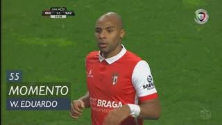 SC Braga, Jogada, Wilson Eduardo aos 55'