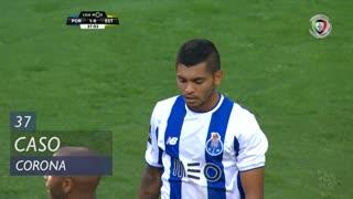 FC Porto, Caso, Corona aos 37'