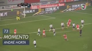 SC Braga, Jogada, André Horta aos 73'