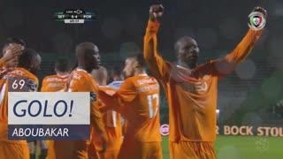 GOLO! FC Porto, Aboubakar aos 69', Vitória FC 0-4 FC Porto
