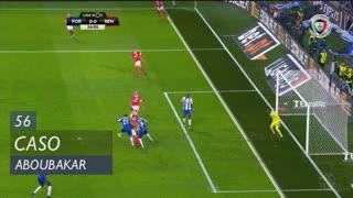 FC Porto, Caso, Aboubakar aos 57'
