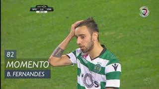 Sporting CP, Jogada, Bruno Fernandes aos 82'