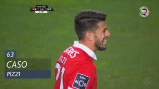 SL Benfica, Caso, Pizzi aos 63'