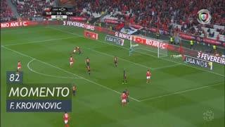 SL Benfica, Jogada, F. Krovinovic aos 82'