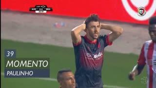 SC Braga, Jogada, Paulinho aos 39'