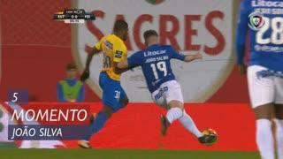 CD Feirense, Jogada, João Silva aos 5'